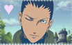 Shikamaru STAMP. by HeyLinkListen