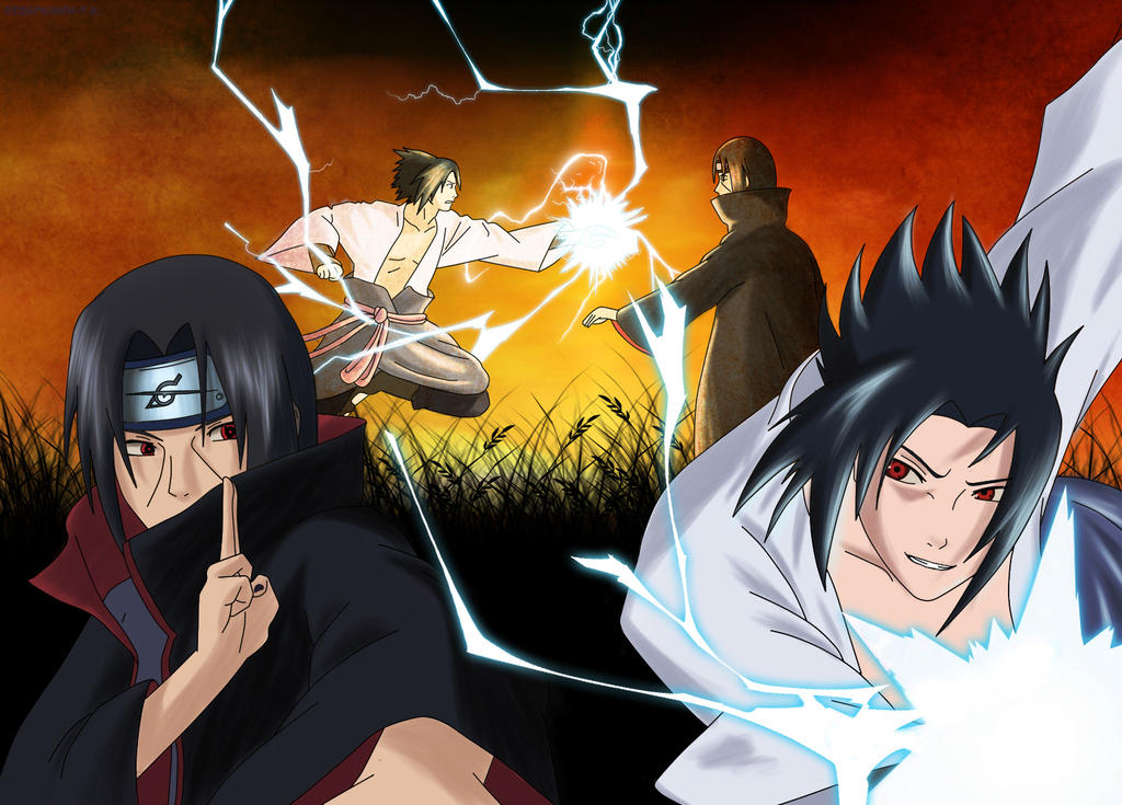 itachi sasuke age difference dating