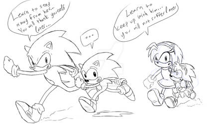Sonics and Amys