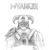 Skyrim-first sketch-