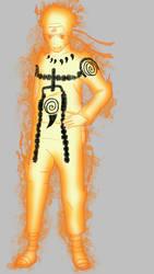 Naruto Kyuubi Chakra