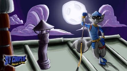 Job is done - Sly Cooper Thieves in time -