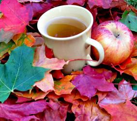 Autumn Tea by ChiuuChiuu