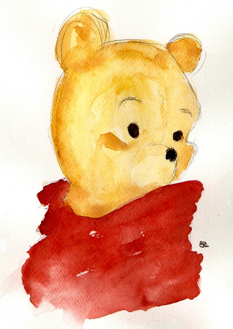 Winnie The Pooh by ChiuuChiuu
