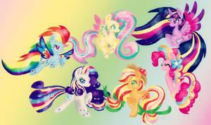RainbowPower! by ChiuuChiuu