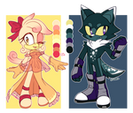 Night/Day Themed Adoptables [CLOSED]