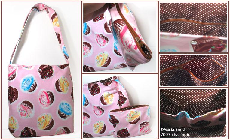 Pink Cupcake Purse 2007