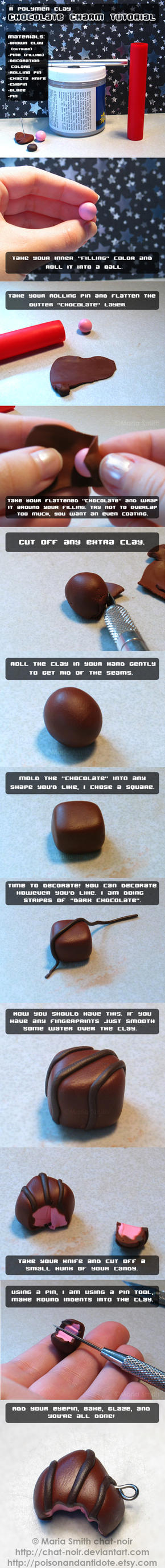 Chocolate Charm Tutorial by chat-noir