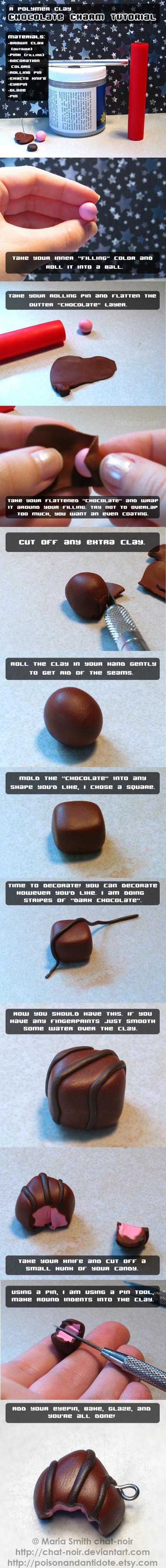 Chocolate Charm Tutorial