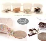 Polymer Clay Embellishments