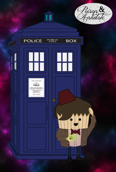 The 11th Doctor: Cupcake Edition