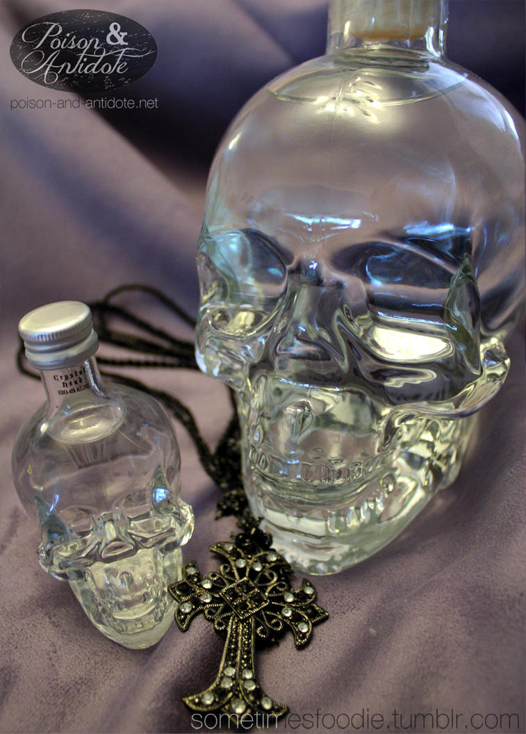 Crystal Head Vodka by chat-noir