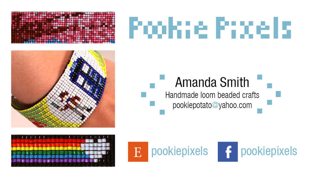 Pookie pixels business card design by chat noir on deviantart pookie pixels business card design by chat noir colourmoves