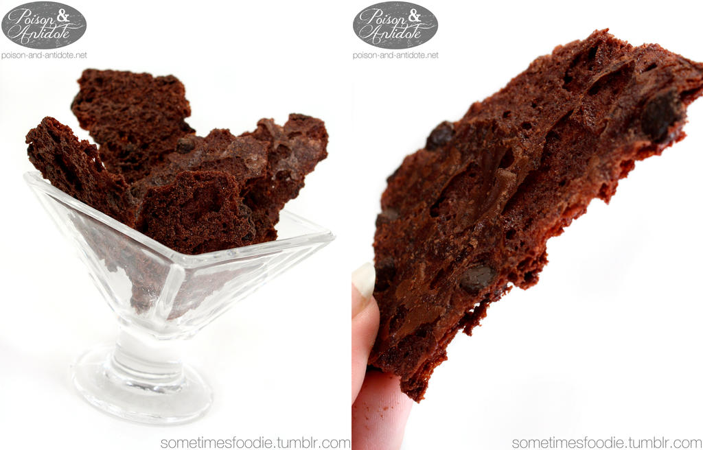 Brownie Brittle by chat-noir