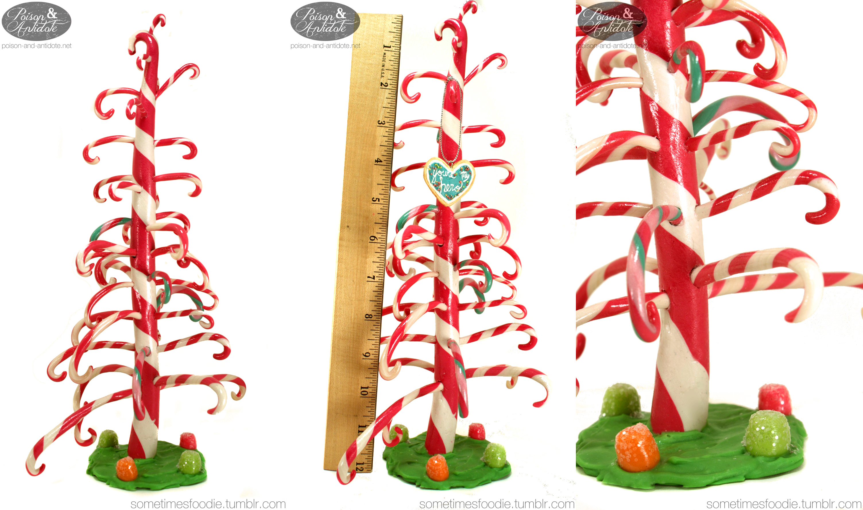 Commissioned Candy Tree By Chat-noir On DeviantArt