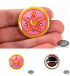 Miracle Romance Transformation Brooch Pin