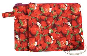 Berry Zip Pouches