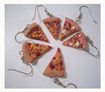 Pizza Party Earrings