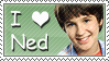 Ned's Declassified Stamp