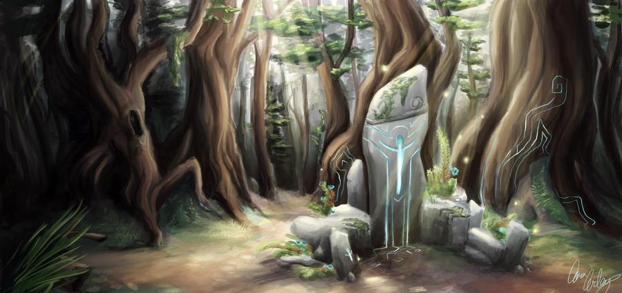 Wolfsong: First Milestone by CherryRiceSammich