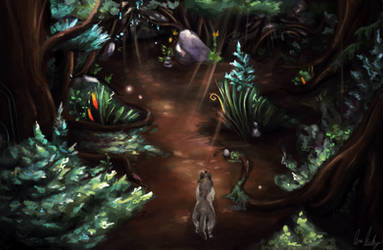 Wolfsong: Forest Floor