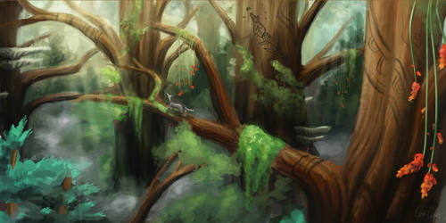 Middle Canopy Rough Concept