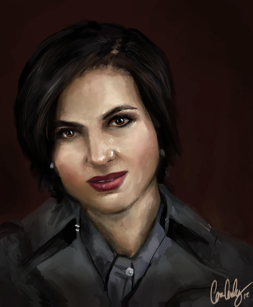 Lana Parrilla Photo Study by CherryRiceSammich
