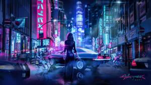 Cyberpunk2077 wallpaper 4k 3840x2160