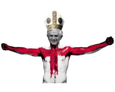 Benedicto's  XVI Inquisitor by edohack