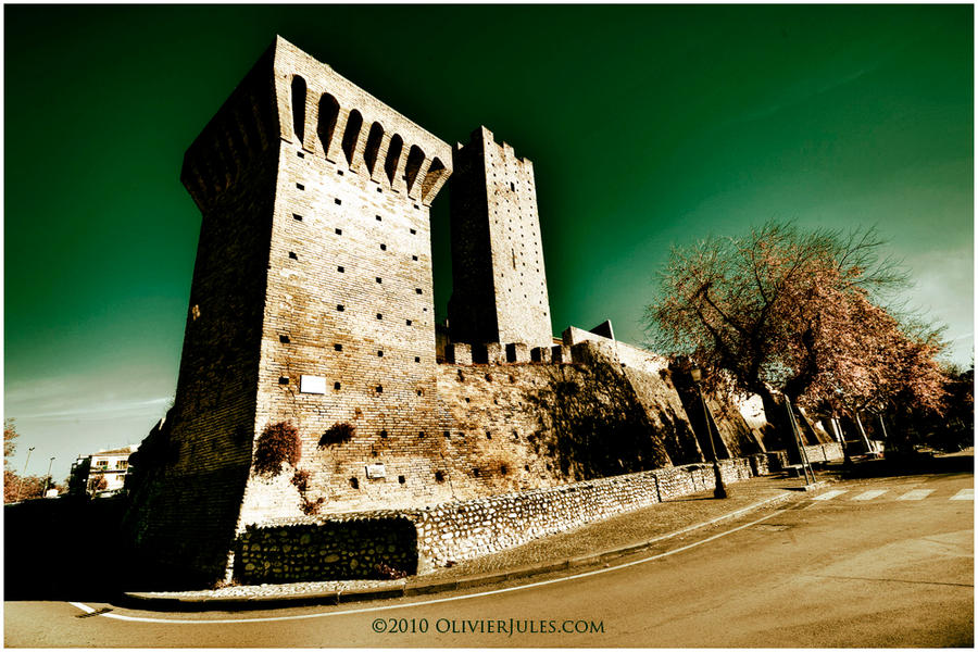 torri by OliverJules