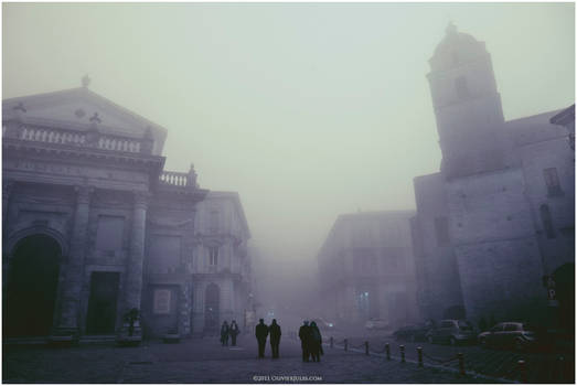 My city like 100 years ago