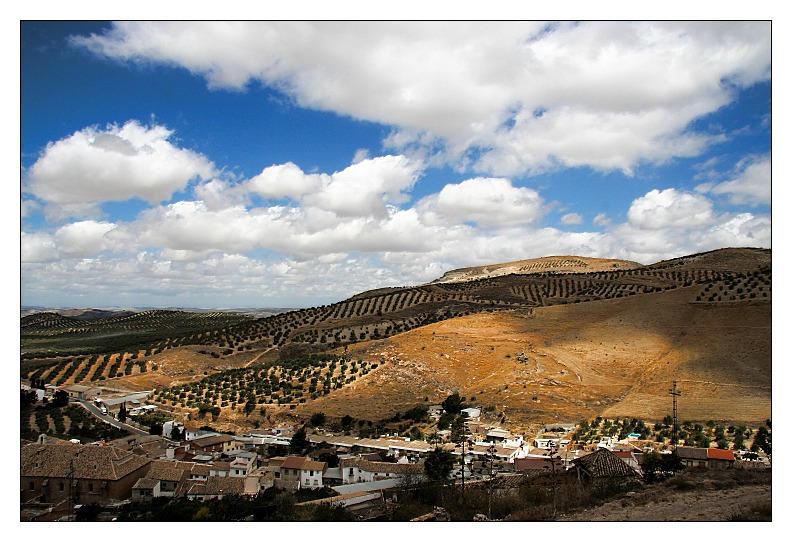 Spanish Landscape By Bigcbigc On Deviantart