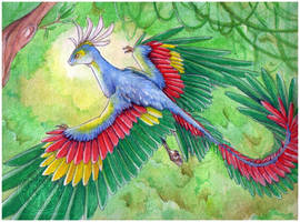 Arviel - Watercolour by RadiantGlyph