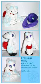 Plush - Frosslass