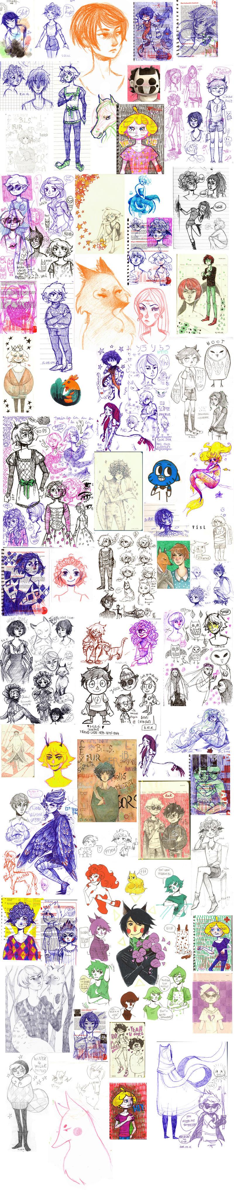 Sketchdump8-10 by maxyvert