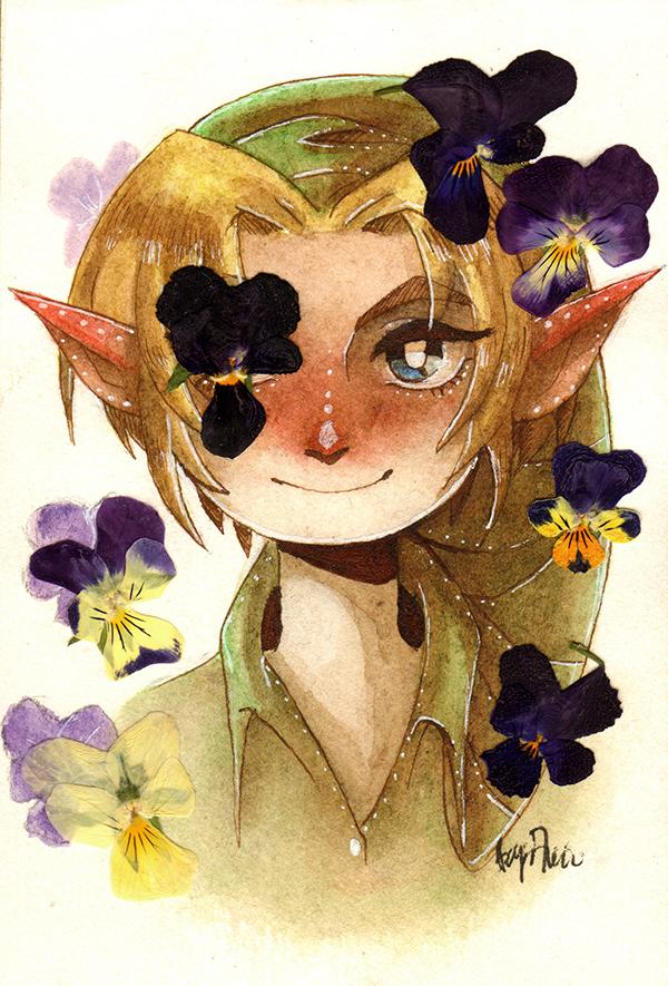 Fairy boy by maxyvert