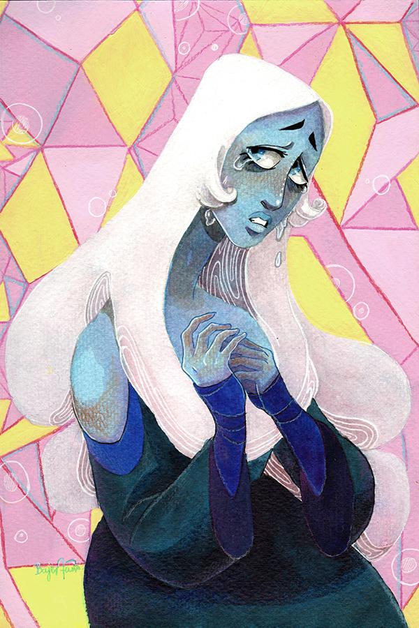 Blue Diamond by maxyvert