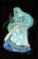 Folktale week Ghost by maxyvert