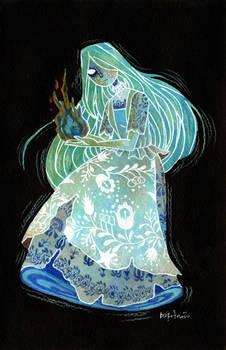 Folktale week Ghost