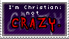 Me? A Christfag? by Caution-LowCeiling