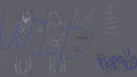 Kat Reference WIP