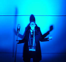 Blue- Loki by avi17