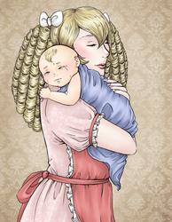 Hush, darling... by avi17