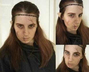 Maedhros Makeup Test 2 by avi17