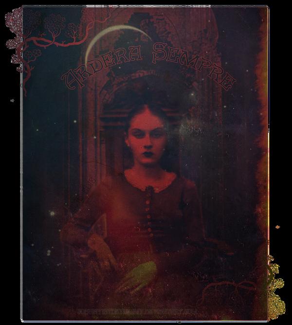 Ardera Sempre//II The High Priestess by Johnnyistdeyummy