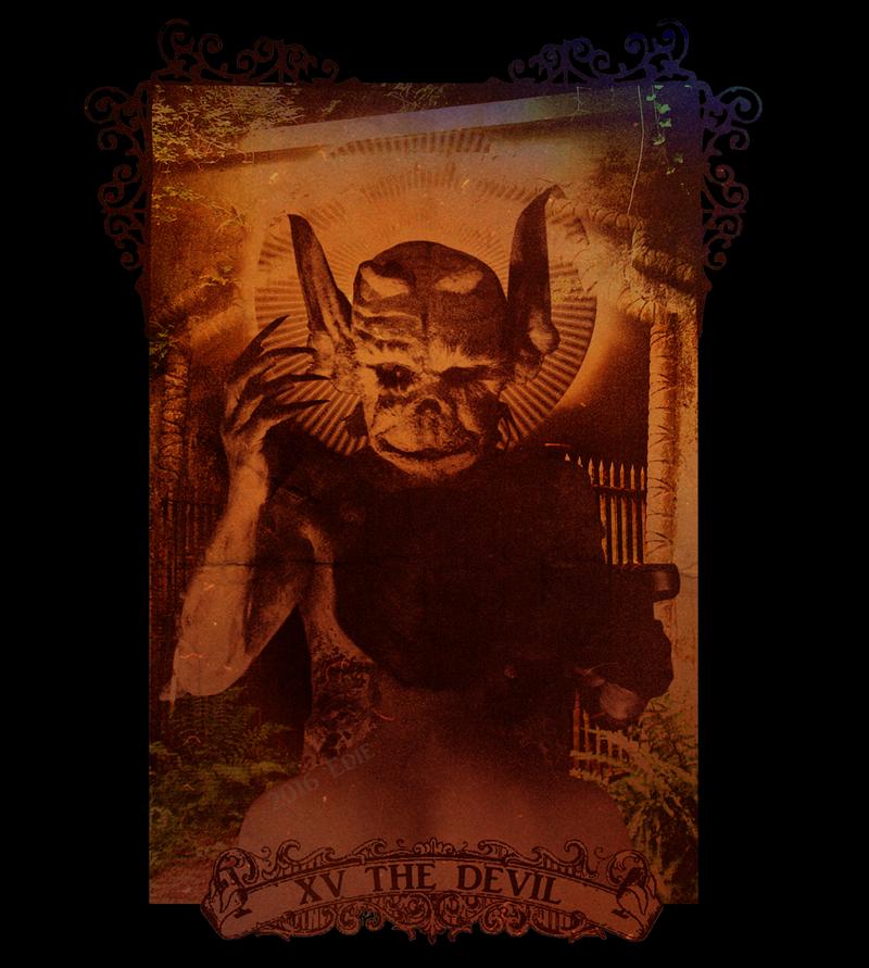 XV The Devil by Johnnyistdeyummy
