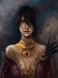 Morrigan by ANeDe