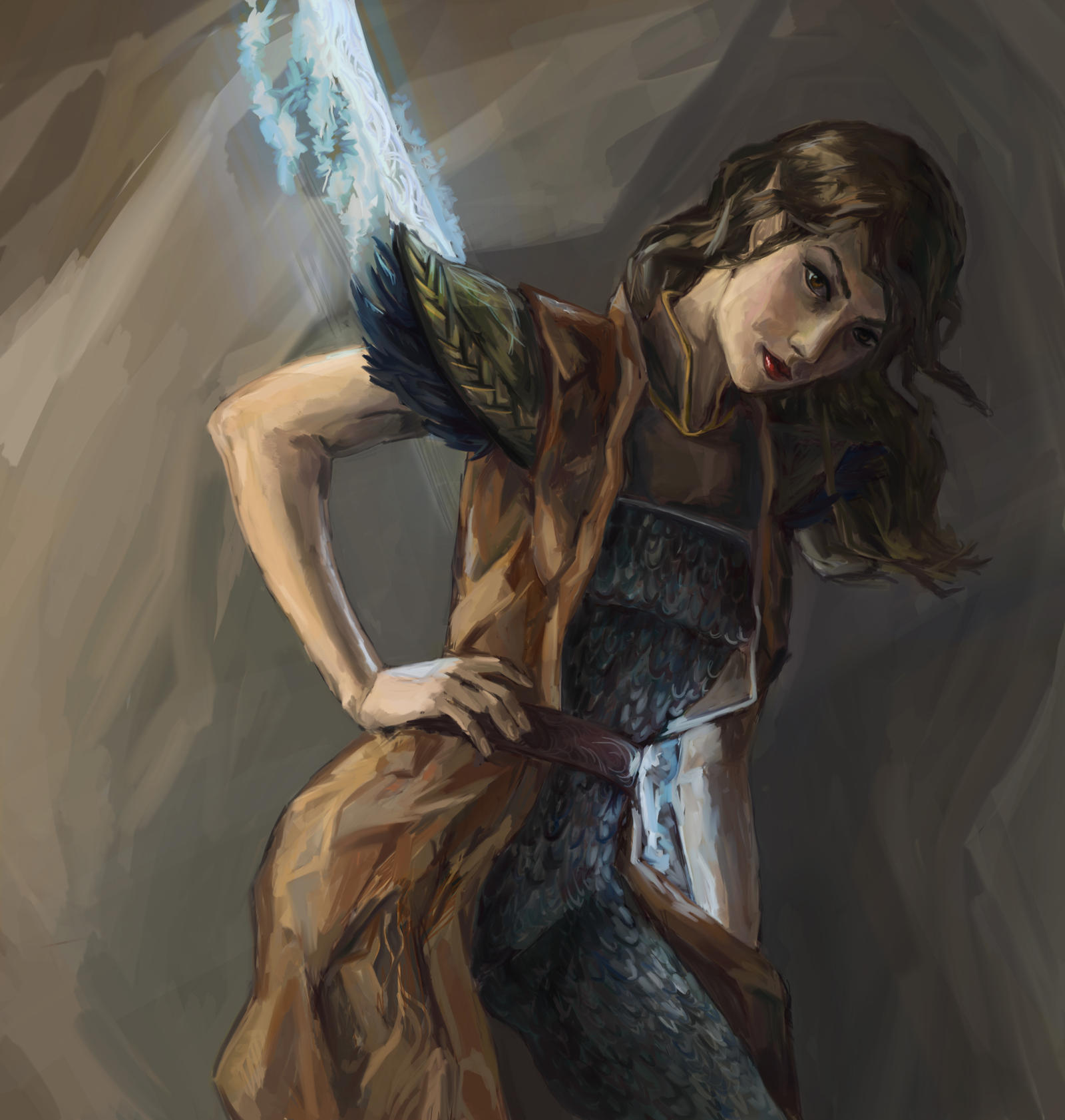 Lavellan by ANeDe on DeviantArt