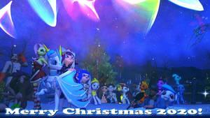 Light Of The Christmas