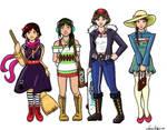 Miyazaki Girls